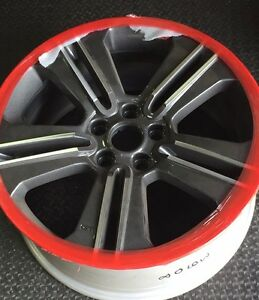 2013 2014 Ford Mustang Gt 19 Painted Inlay Spoke Ind Dr3j1ba Refinishe Rim 3908