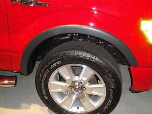 2004 2005 2006 2007 2008 Ford F150 Fender Flares Factory Style New Oe Textured