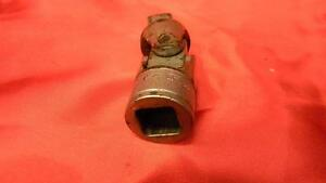 Vintage Snap On 1 2 Drive Universal Joint 8