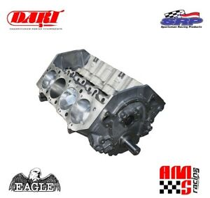 Ams Racing Forged 598 Ci Dart Big M Chevrolet Short Block W Srp Pistons