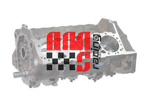 Ams Racing Stage 1 427 Ci Chevrolet Sbc Forged Short Block W Dart Shp Block