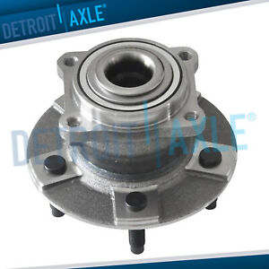 New Rear Wheel Hub And Bearing Assembly For Chevy Equinox Pontiac Torrent Vue