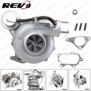 Oem Spec Vf48 Turbo Charger For 02 07 Wrx 04 13 Sti Ej20 Ej25 Gdb Grf 380hp