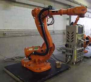 Abb Irb6600 Robot S4c Controller 175 2 8 Tested With 90 Days Warranty