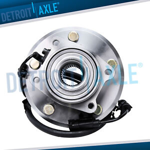 New Rear Left Wheel Hub And Bearing Assembly 2009 2010 2011 2015 Dodge Journey