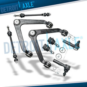 8pc Front Upper Control Arm Ball Joint 2002 2003 2004 2005 Dodge Ram 1500 4x4