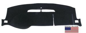 2007 2013 Chevrolet Tahoe Suburban Dash Cover Mat Black