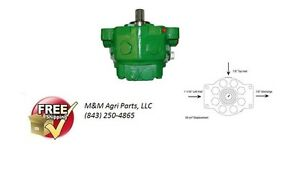 Hydraulic Pump New John Deere 300 400 401 600 700 760 2130 3020 3030 3130