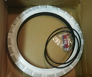 New Opw 700l Scr white Manhole White Powder Coated Sealable Cover Ring