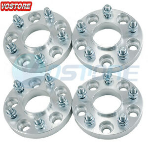 4 20mm Hubcentric Wheel Spacers Adapters 5x4 5 For Nissan Fx45 Infiniti 300zx