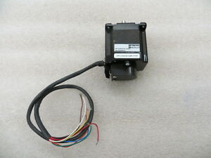 Parker Compumotor Lv232 02 13261 Stepper Motor With Rotary Encoder New