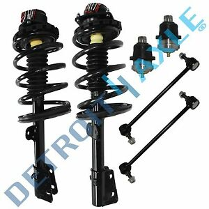 Brand New 6pc Complete Front Suspension Kit For Caravan Voyager Town