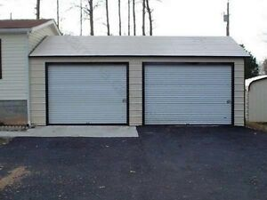 Pre fab Steel Building A frame Carports Garage Shops