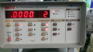 Keithley 6512 Programmable Electrometer
