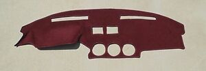 Fits 1979 1983 Datsun Nissan 280zx Dash Cover Mat Dashboard Cover Maroon