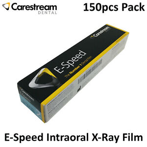 Kodak Dental Carestream E speed 2 Periapical X ray Film 150pcs Box