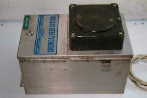 Knight Chemical Feed System 120vac Peristaltic Pump Hp1 15 Spm20a32gbv