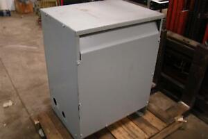 Jefferson Electric Transformer 3 Phase 005 0933