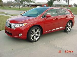 Painted Toyota Venza Body Side Moldings 2009 2015