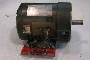 Lincoln Electric Motor 1745rpm 5hp 89amps 3ph Sd4s5tchs Sm3182