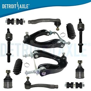 New 12pc Complete Front Suspension Kit For For Honda Civic Excludes Si Models