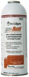 Rx11 flush Refill System Cleaning Retrofits Burn outs And R410a Conversions