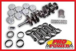 New Fe Ford 406 428 Block Street Strip Stroker Kit 461ci To 469ci