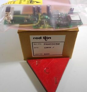 Red Lion Paxcdc50 Pax Profibus dp Communication Card New In Box