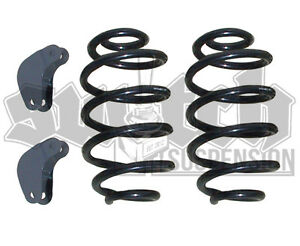 Chevy Tahoe Lowering Kit 07 2018 2 Rear Drop Leveling Coils Mcgaughys Drop Kit