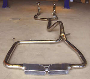 93 97 Lt1 For Camaro New Catback Exhaust Headers Ypipe Cme Full System Kit