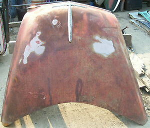 1953 Plymouth Hood see Message Below