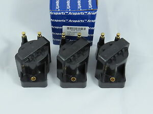 Ignition Coil Pack Set Of 3 Buick Chevy Cadillac Gmc Pontiac V6 3 4 3 8 3 1 More
