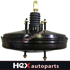 New Black Power Brake Booster For 2011 2014 Ford Edge Bt4z2005a Brb 48