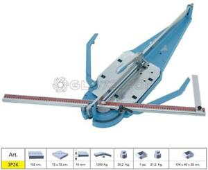 Tile Cutter Sigma 3p2k Cm 102 Machine Manual Push Handle Serie 3 Klick Klock