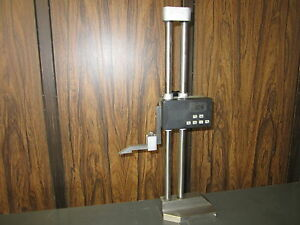 24 600mm Precision Double Beam Electronic Height Gage 608b 029 new