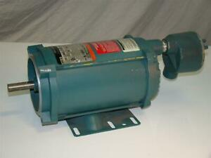 Reliance Electric Motor 1725rpm 1 3hp 115 230v 5 8 2 9a C56h2820p kd