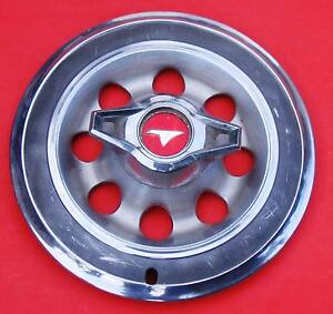 Decent 1965 Buick Special Wheel Cover With A Two Bladed Spinner