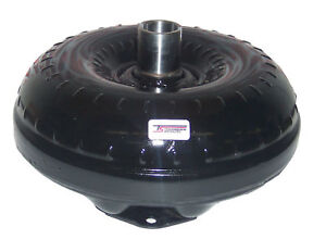 Turbo 350 400 Chevy 12 High Performance Street Torque Converter 1900 2400 Rpm