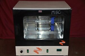 Thermo Hybaid Hs9360 99 9 c 2 15 Rpm Rotisserie Hybridization Oven W Bottles