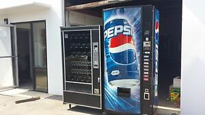 Dixie Narco 440 7 Coke Soda Vending Machine Ap 7000 Snack Vending Machine