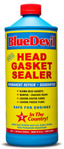 Blue Devil Head Gasket Sealant 32 Oz Blu38386