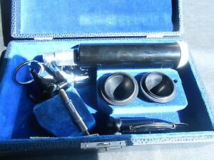 Vintage Bausch Lomb Otoscope ophthalmoscope