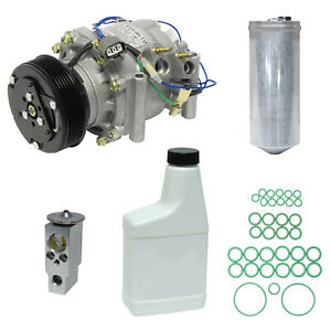 New Kt 1196 38810plma12 02 05 Honda Civic 1 7l Uac A C Compressor Kit