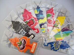 New 72 Little Trees Air Freshener Choose From 24 Flavours Hanging Car Home