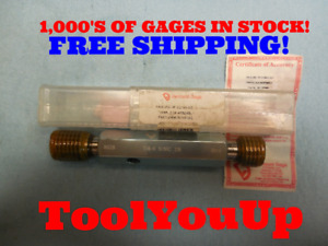 New Vermont 7 8 9 Unc 2b Thread Plug Gage Taperlock Handle Assembly Tooling Tool