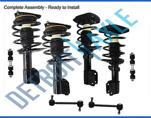 Front Rear Strut Stabilizer Sway Bar Links 97 05 Century Regal Grand Prix