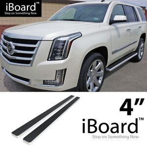 Iboard Running Boards 4 Inches Fit 00 20 Chevy Tahoe Gmc Yukon Cadillac Escalade