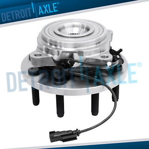 2009 2010 2011 Dodge Ram 2500 3500 New Front Wheel Bearing Hub For 4x4 W Abs