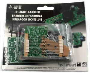 Infra red Light Barrier Detector Kit Requires Assembly
