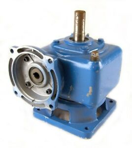 Morse Industrial Corp Emerson Electric Co Gear Speed Reducer 20gcv Rud 56c